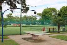 Ping Pong and Tennis a pochi passi Ping Pong and Tennis Near by