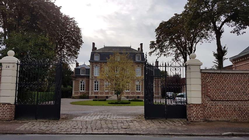 Villa chic à deux pas d'Amiens