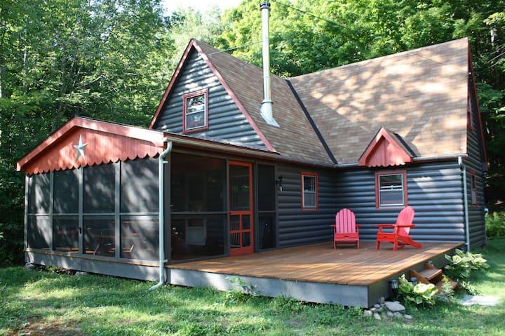 Catskills Mountain Creek Cottage