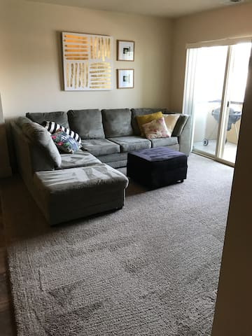 2 bedroom apartment fully furnished - Rexburg - Apartamento