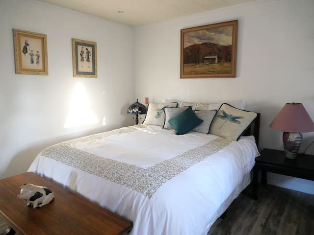 The Dragonfly-a quiet & charming apartment