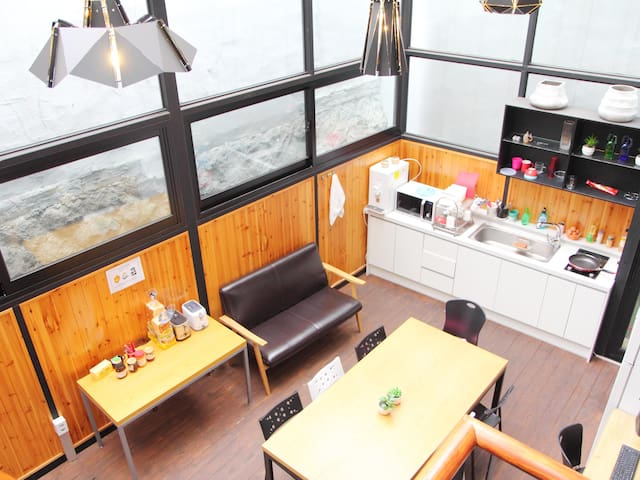 Cozy Double Room in Myeongdong - Jung-gu - Bed & Breakfast
