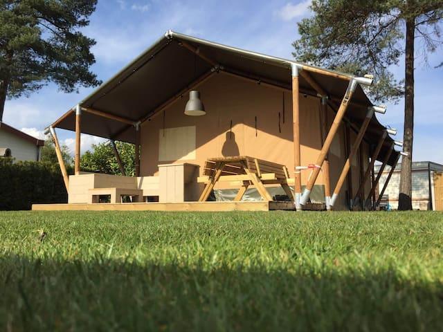 Lodge tent Bois du Bardelet - Poilly-Lez-Gien - เต็นท์