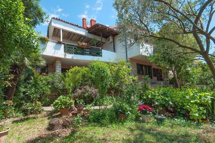 Pretty Apartment in Novalja with Garden near Zrče Beach