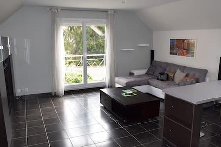 Appart 62 m² dans pavillon +parking fermé+terrasse - Chennevières-sur-Marne - 公寓