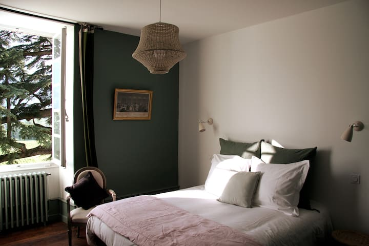 Chambre de charme au Château LaViolette