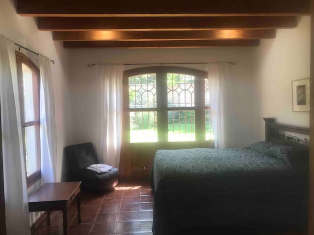 Beautiful suite with Garden View close to Antigua