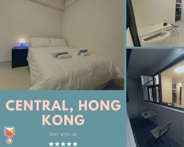 AMAZING STUDIO IN CENTRAL HONG KONG