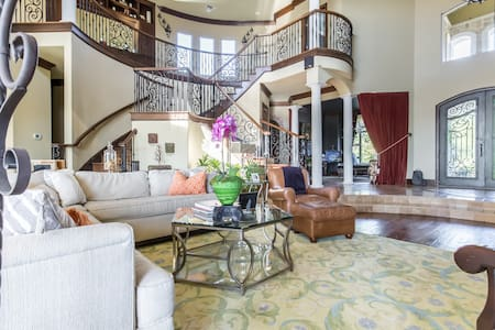 Mini Mansion in Dallas Hill Country - Cedar Hill - Casa
