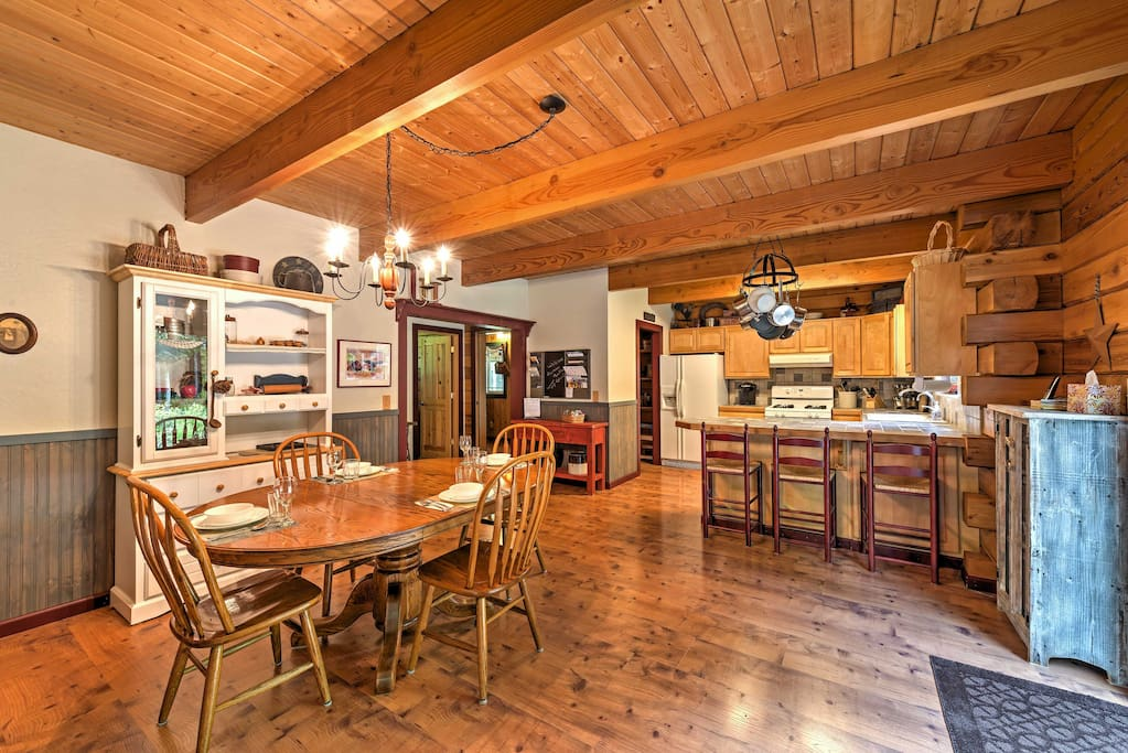 Step inside to make yourself at home in this 2,400-square-foot home.