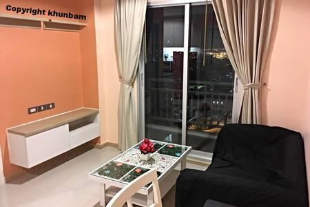 Pastel stylish 1Brm Condominium. - Bangkok