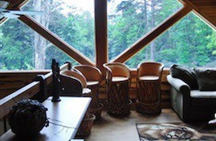 Don Quijote Lodge - Morganton - Szállás a természetben