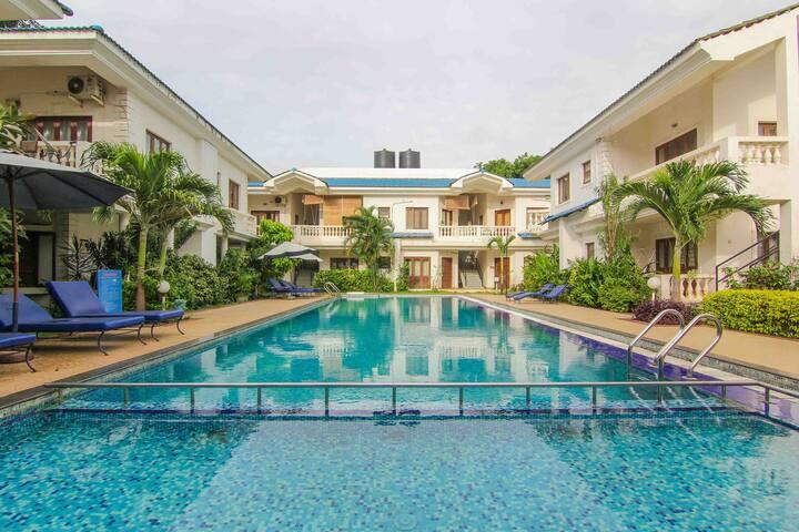 3 Bedroom Villa in Candolim near the beach, Goa-7
