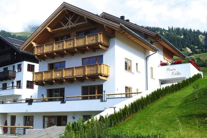 4 star holiday home in Fiss