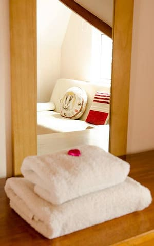 Warm cosy room