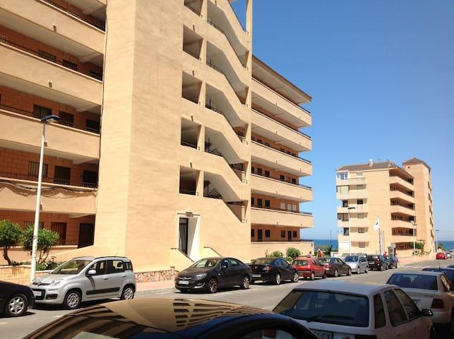 Уютные апартаменты с панорамным видом на море - Torrevieja - Appartement