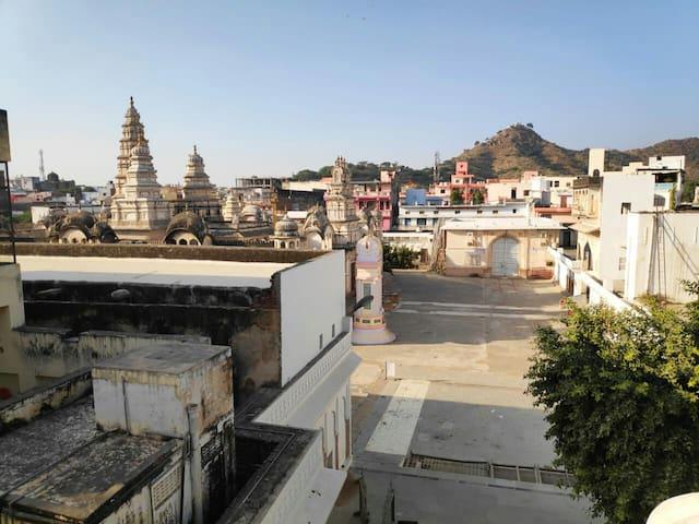 Rooms in Pushkar