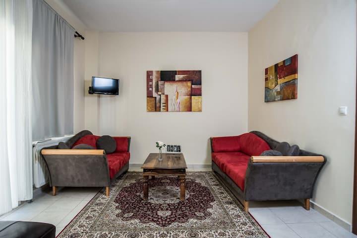Cozy flat in Edessa