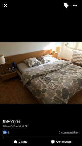 Cozy & Quiet Room in The Center of Geneve - Lancy - Apartemen