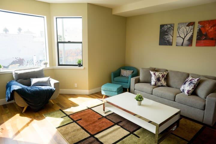 Brand New Deluxe 2 Bedroom Apartment # 2