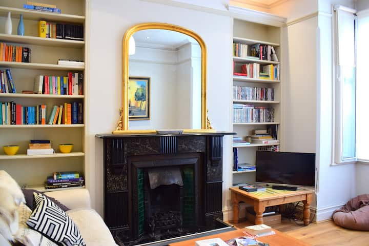 Beautiful 2-Bedroom London House with Garden