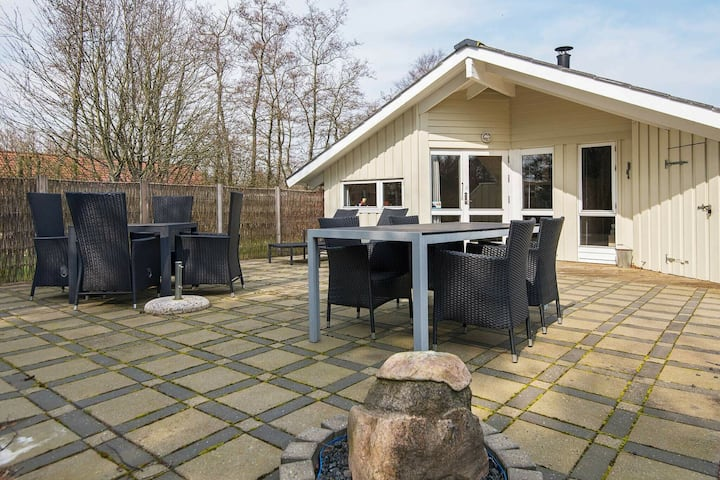 Charming Holiday Home in Oksbøl with Terrace