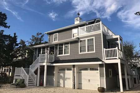 LBI Charming Bay-side Dutch Colonial Home