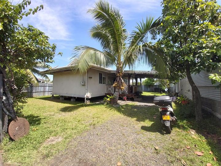 Fare Vénus By Cosy Lodge Tahiti & Moorea