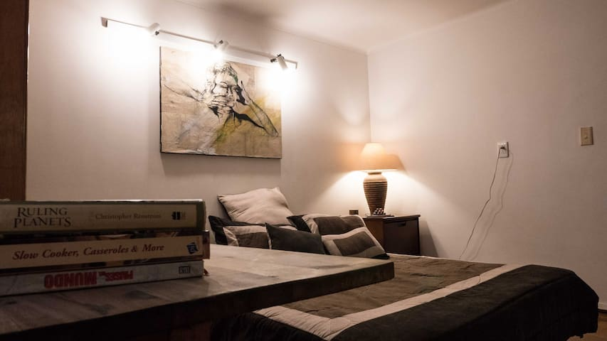 Acogedora habitación privada en cedritos, contador