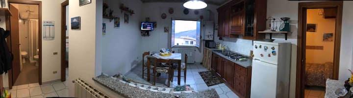 Caramanico: borgo, terme, escursioni, monti, valli