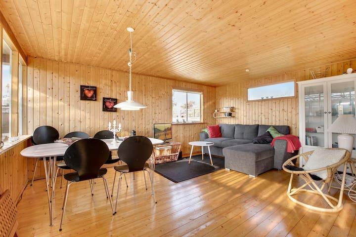 Charmerende Sommerhus i Øster Hurup