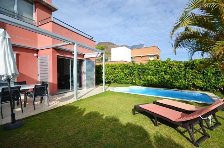 Schöne Villa in Gran Canaria