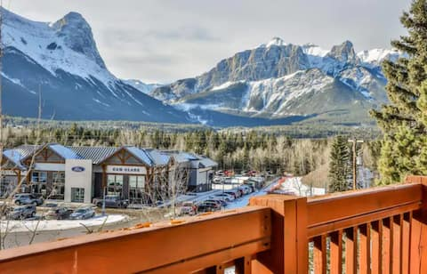 ⛰️180° Mountain Views - Banff Park Pass Inculded