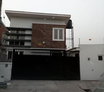 Zion Place - 2 Bedroom Detached House, Ikeja