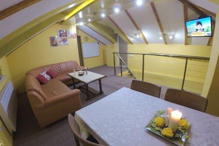 Cosy & sun-bathed 5-bedroom house in Travnik - Travnik - 宾馆