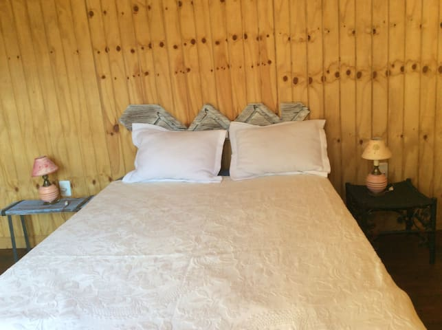 Charming rustic room, steps from beach - José Ignacio - Gästhus