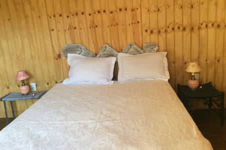 Charming rustic room, steps from beach - José Ignacio - Hospedaria