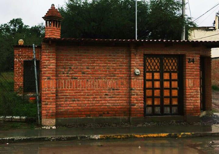 Cabaña En Renta Tequisquiapan Queretaro