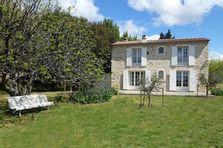 Maison de charme en Provence (France)