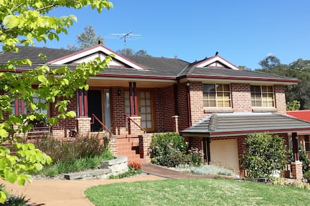 Tranquil garden setting with spa in Springwood - Springwood