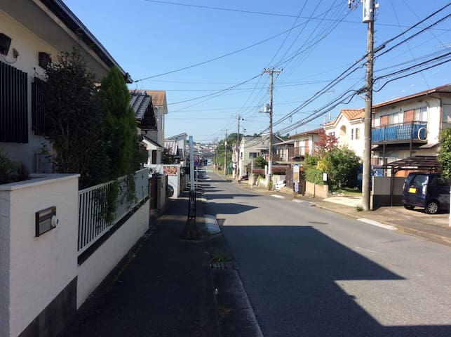 Convenient to the airport - Tomisato-shi