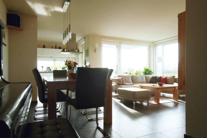 Luxuriöse zentrumsnahe Wohnung unweit Sanssouci