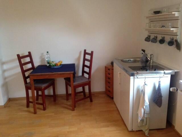 40qm Souterrain mit Miniküche + Bad - Gevelsberg - Dom