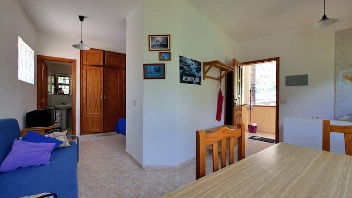Idyllisches Ferienstudio 2 - Casa Ricardo