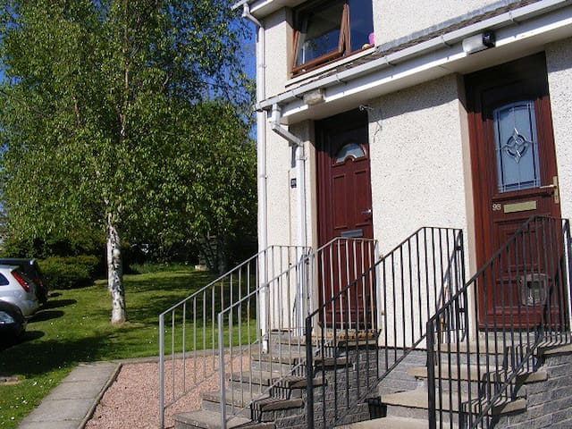 Comfortable & Affordable Self Contained Appartment - Peterculter - Daire