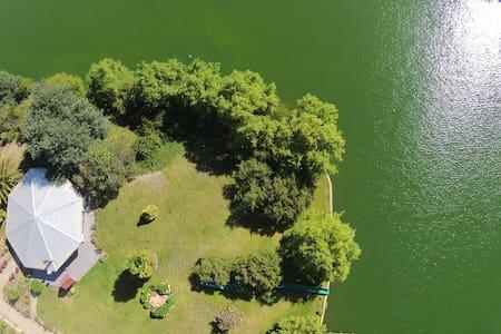 Casa equipada en Rapel orilla lago, hermosa vista - Rapel