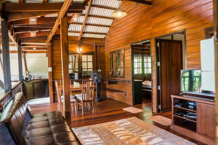 The Quiet Cabin