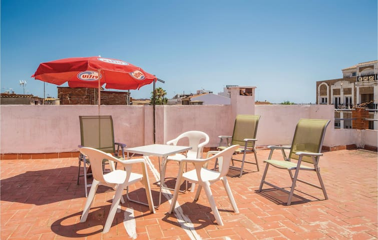 Holiday apartment with 3 bedrooms on 100m² in Chilches