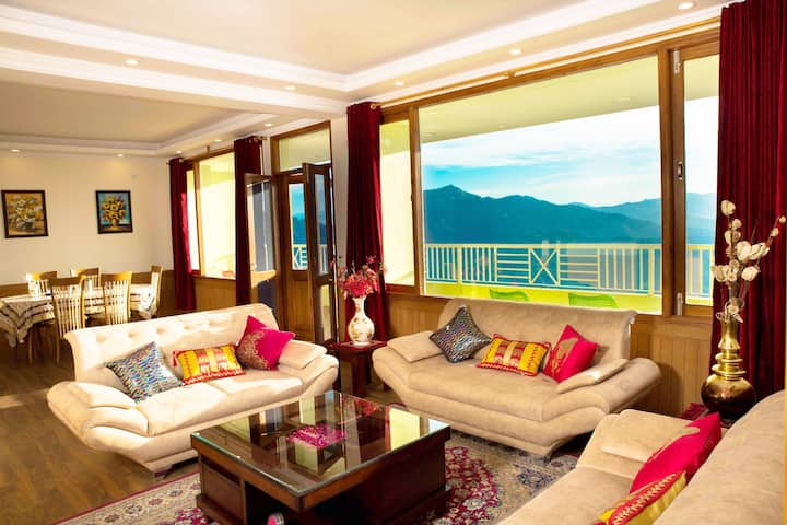The Whispering Mountains - 3bhk luxury home