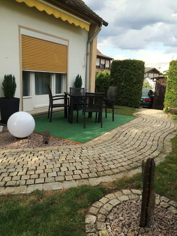 gemütliches wohnen auf dem Dorf - Viereth-Trunstadt - Casa